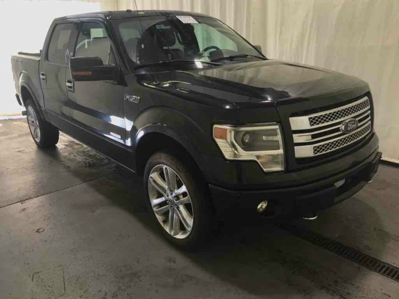 Ford F150 Limited 2013 price $21,990