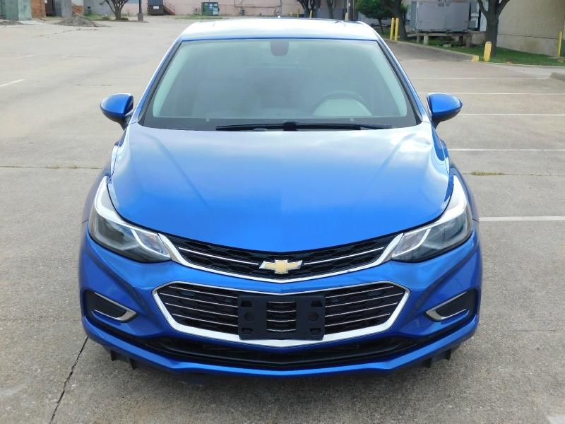 Chevrolet Cruze 2016 price $14,990