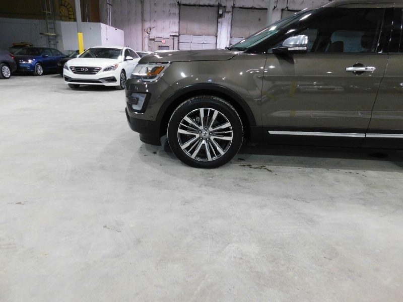 Ford Explorer 2016 price $24,490