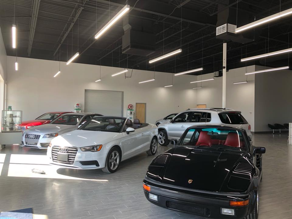 About us | Vdubs Only | Auto dealership in Dallas, Texas