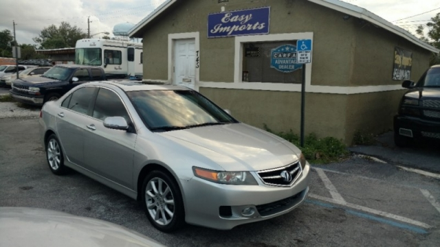Acura TSX Dr Sdn AT Easy Imports Auto Dealership In Fort - Acura dealer fort lauderdale