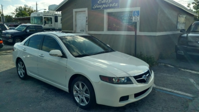 Acura TSX Dr Sdn AT Navi Easy Imports Auto Dealership In - Acura dealer fort lauderdale