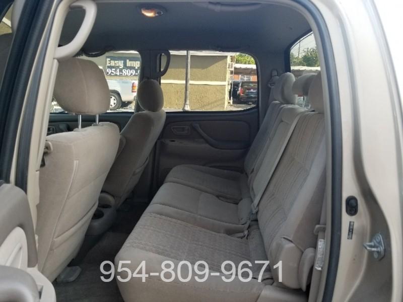 Toyota Tundra 2006 price $8,495