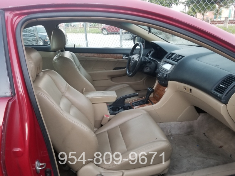 Honda Accord Cpe 2003 price $3,495