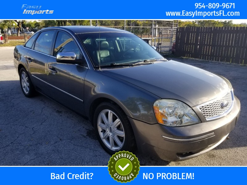Ford Five Hundred 2006 price $2,795