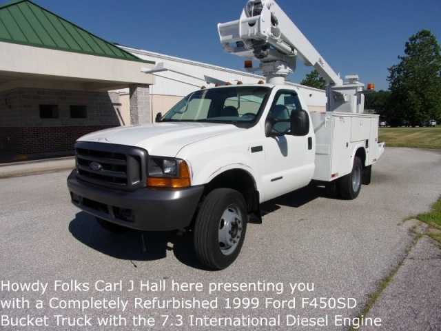 1999 Ford Super Duty F-450