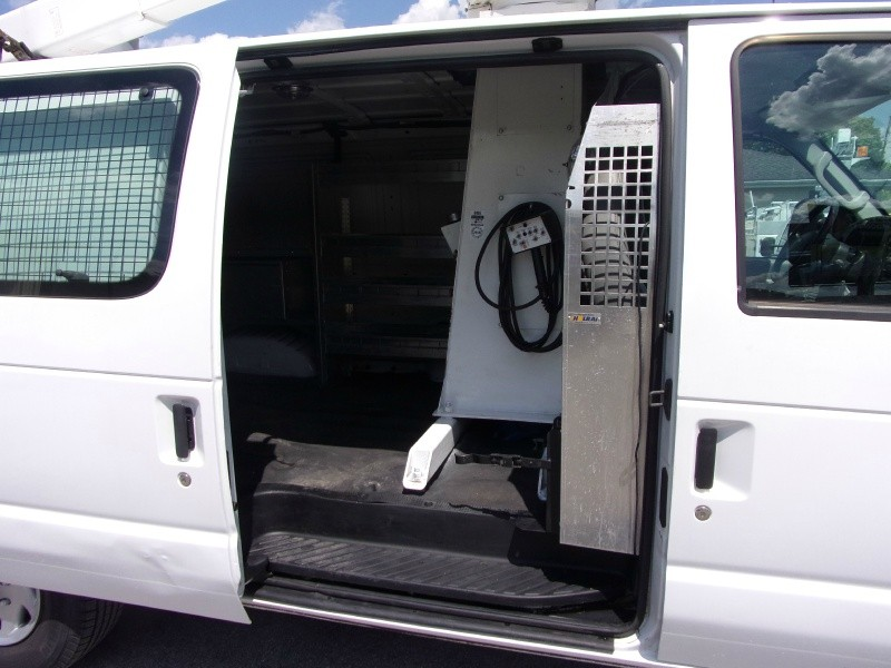 Ford Bucket Van 2008 price $25,900