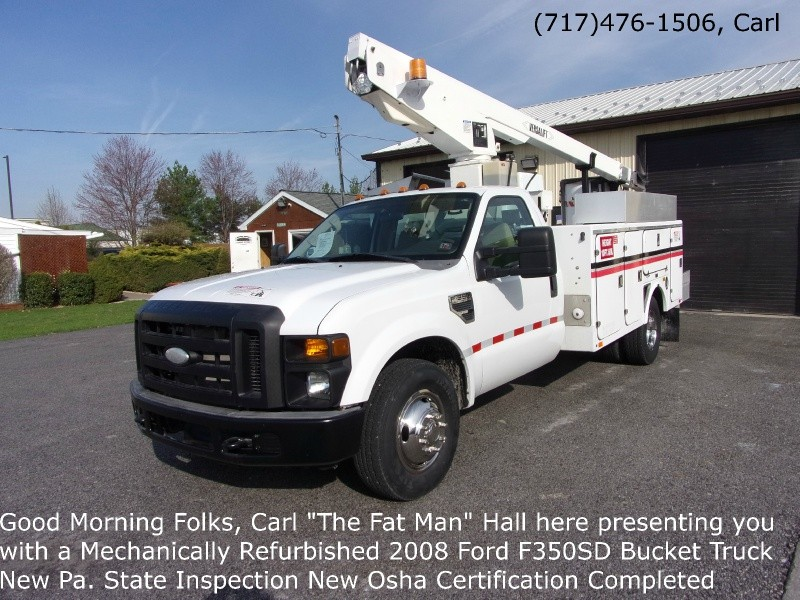 Ford Super Duty F-350 DRW 2008 price $26,900