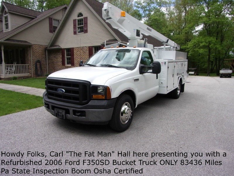Ford Super Duty F-350 DRW 2006 price $33,500