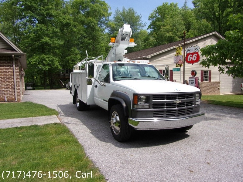 Chevrolet Silverado 3500HD 1999 price $17,900