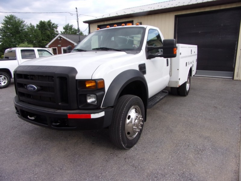 Ford Super Duty F-450 DRW 2008 price $16,900