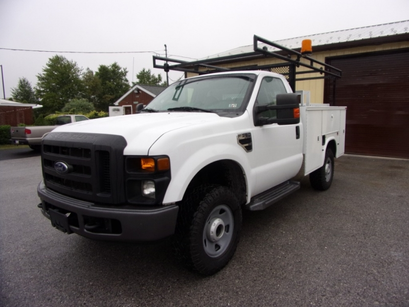 Ford Super Duty F-350 SRW 2008 price $14,900