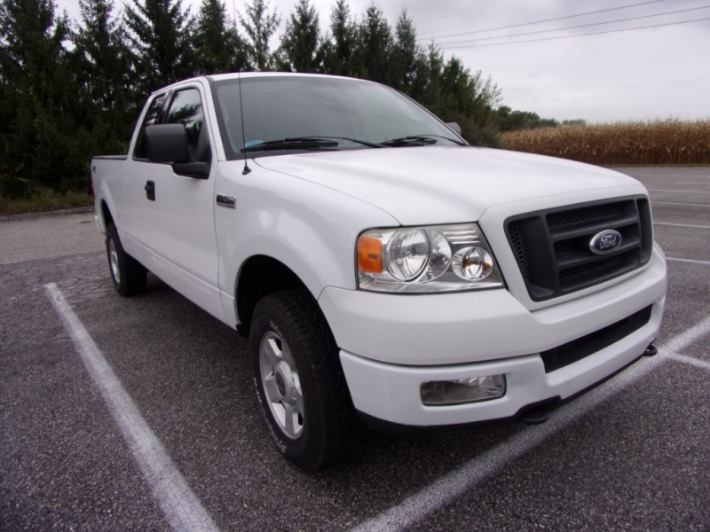 Ford F-150 2004 price $12,900