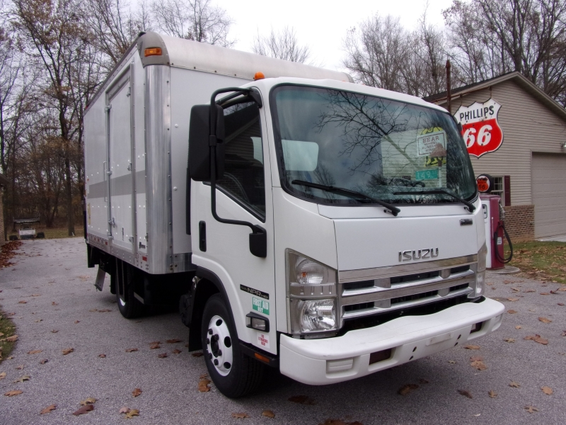 Isuzu NPR HD DSL REG 2008 price $13,900
