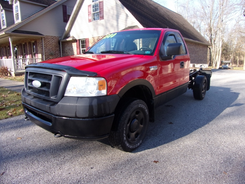 Ford F-150 2008 price $4,500