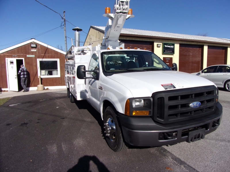 Ford Super Duty F-350 DRW 2006 price $21,900