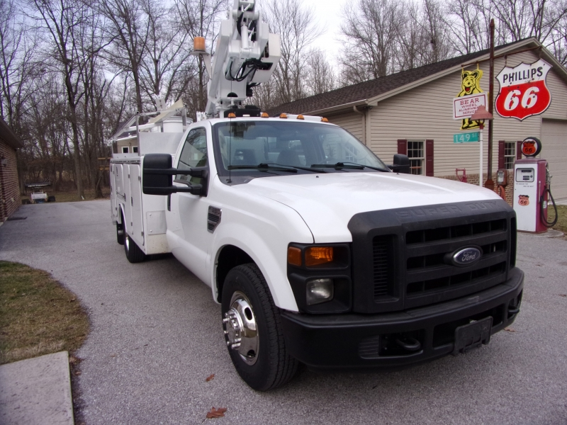 Ford Super Duty F-350 DRW 2008 price $22,500