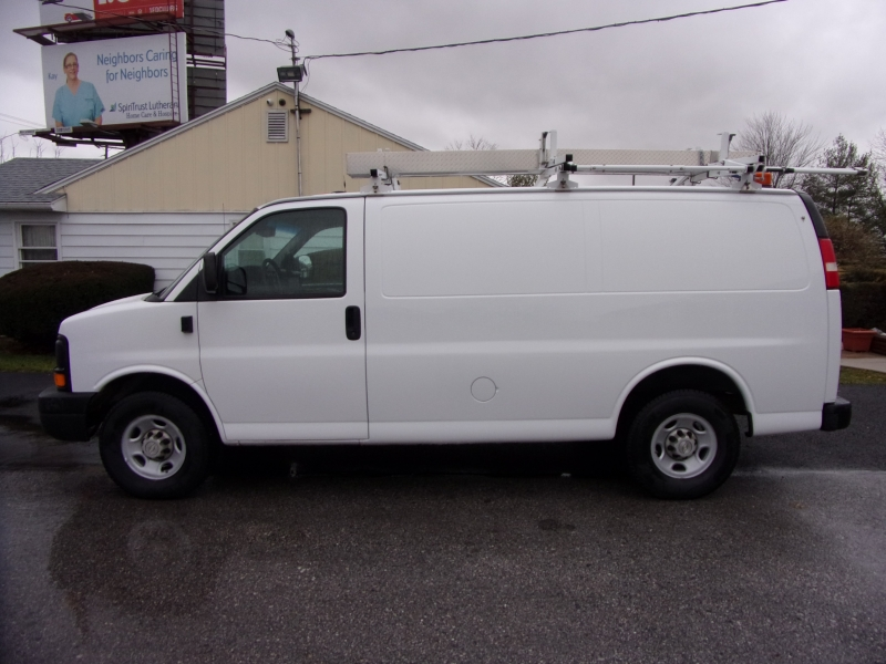 Chevrolet Express Cargo Van 2008 price $11,500