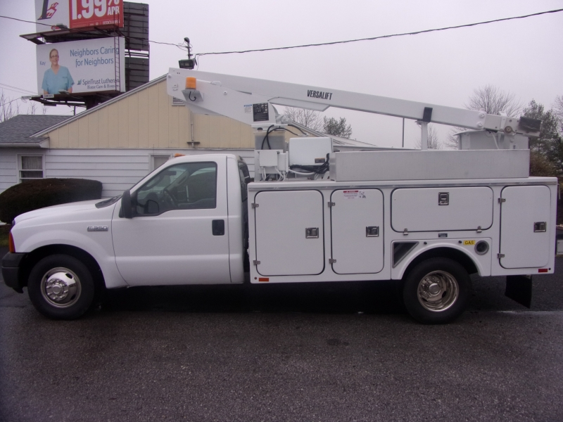 Ford Super Duty F-350 DRW 2006 price $23,900
