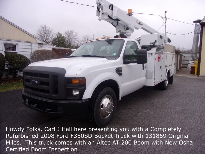 Ford Super Duty F-350 DRW 2008 price $23,900