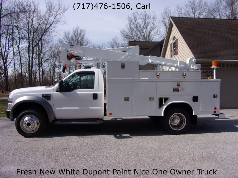 Ford F550 2008 price $35,900