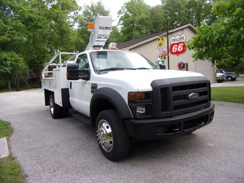 Ford Super Duty F-450 DRW 2008 price $26,900