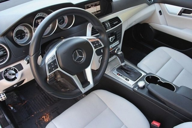 Mercedes-Benz C 250 2013 price $19,900