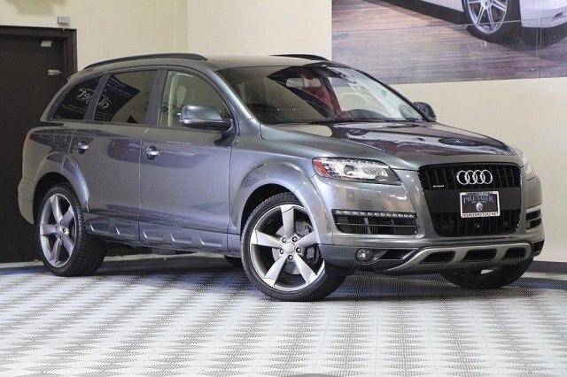 Audi Q7 2014 price $38,800