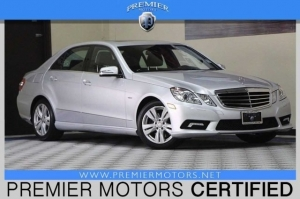 Mercedes-Benz E 350 BlueTEC 2011