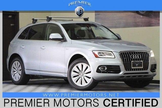Audi Q Hybrid T Prestige Premier Motors Auto Dealership - Audi q5 hybrid