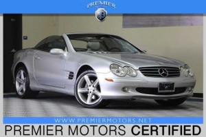 Mercedes-Benz SL500 2005