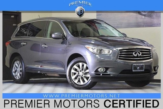 2013 Infiniti Jx35 Premier Motors Auto Dealership In Hayward