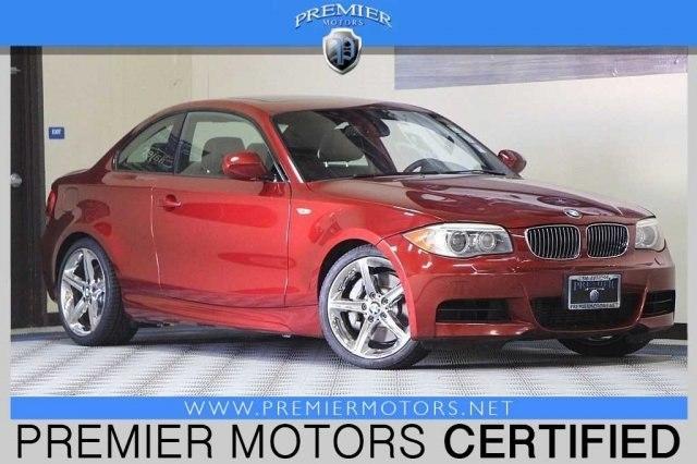 2012 BMW 135i
