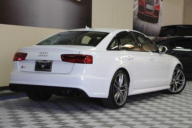Audi S6 2016 price $38,800