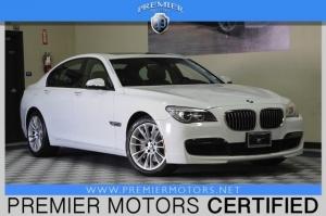 BMW 740i 2013