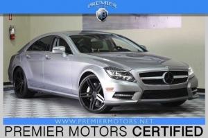 2014 Mercedes-Benz CLS550