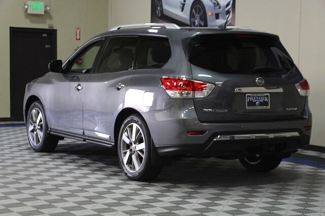 Nissan Pathfinder 2016 price $22,900
