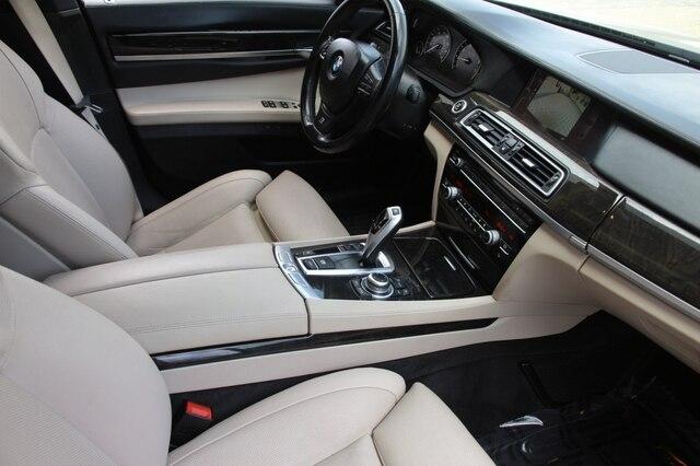 BMW 740Li 2012 price $14,900