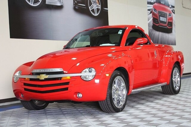 Chevrolet SSR 2005 price $22,900