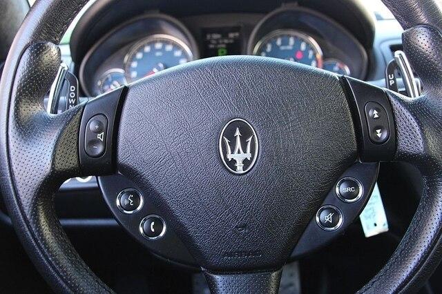 Maserati GranTurismo 2011 price $38,800