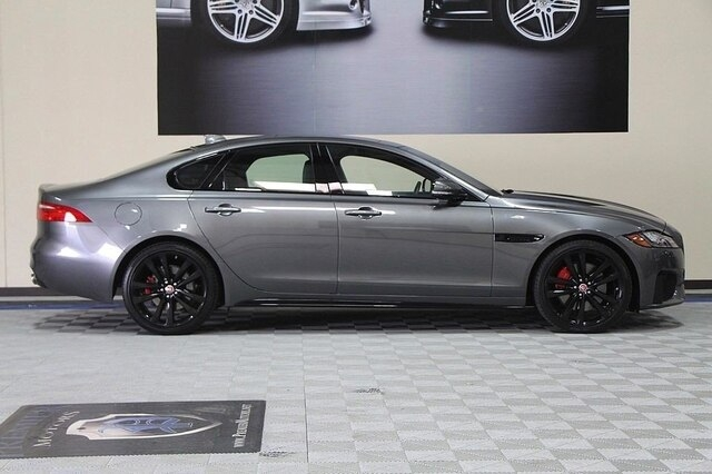 Jaguar XF 2016 price $32,800