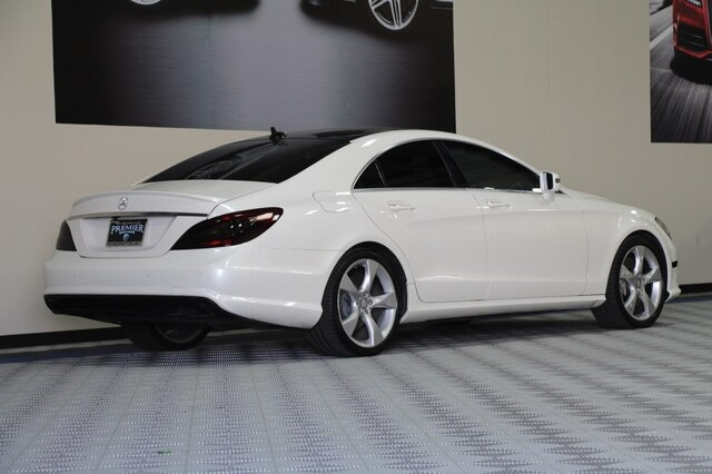 Mercedes-Benz CLS 550 2013 price $27,900
