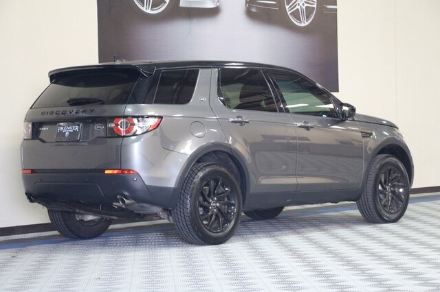 Land Rover Discovery Sport 2016 price $23,900