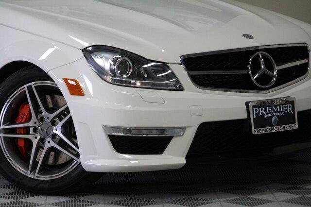 Mercedes-Benz C 63 AMG 2012 price $29,800