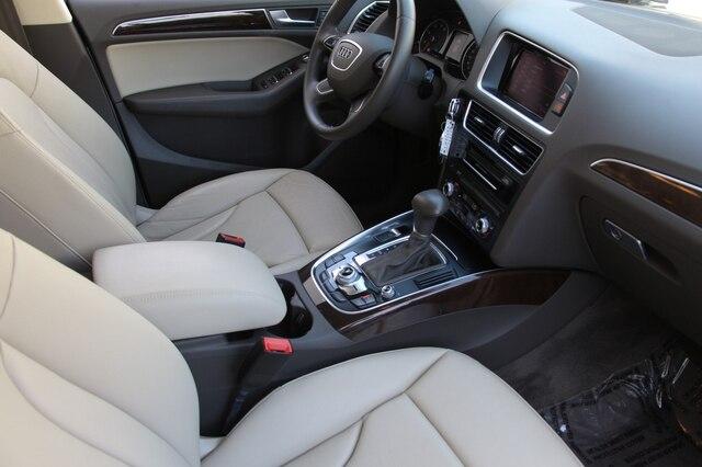 Audi Q5 2016 price $24,900