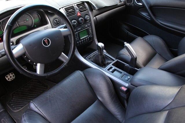 Pontiac GTO 2006 price $21,900