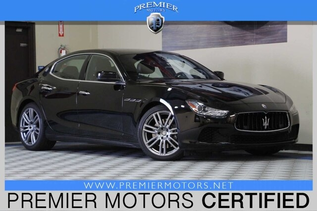 Maserati Ghibli Price >> 2015 Maserati Ghibli S Q4
