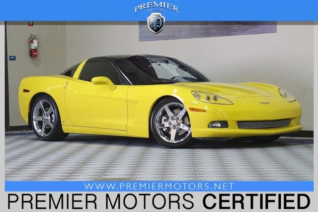 Chevrolet Corvette 2006 price $16,900
