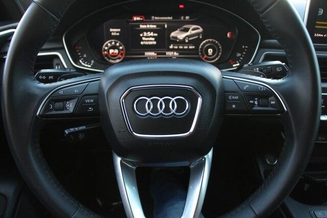 Audi A4 allroad 2017 price $36,900