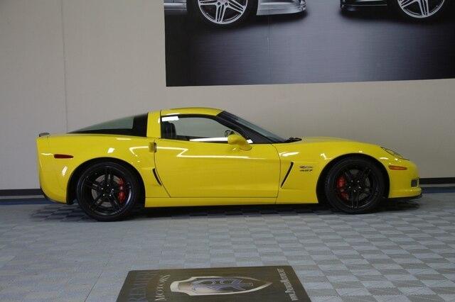 Chevrolet Corvette 2007 price $34,800
